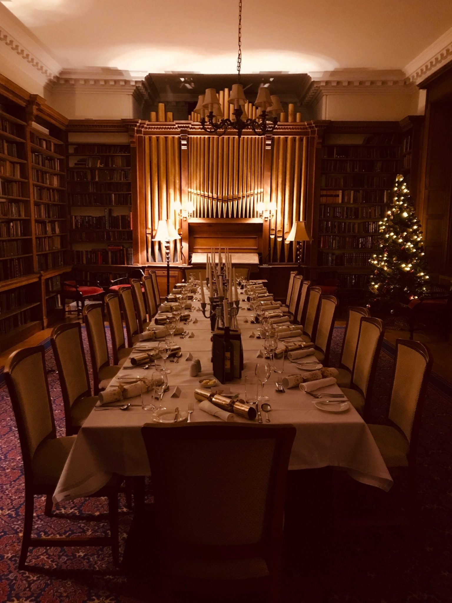 Escape Dinner at Carberry Tower Edinburgh